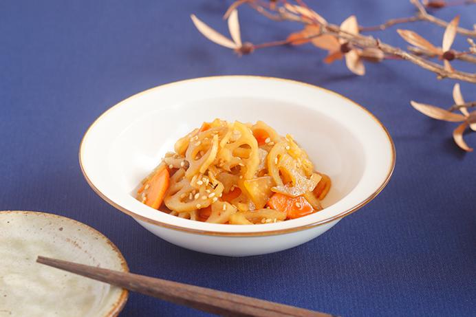 夏井景子さんに教わる「根菜の福神漬け」