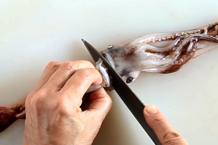 イカのさばき方 | 下ごしらえ・保存の基本 | cotogoto コトゴト