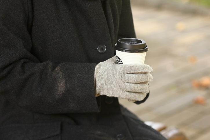 ヤク 手袋 (天衣無縫)