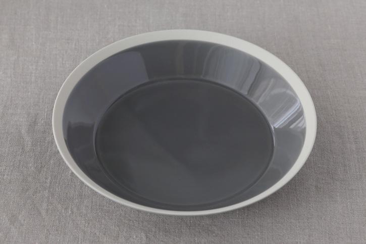 dishes プレート fog gray 230(イイホシユミコ)