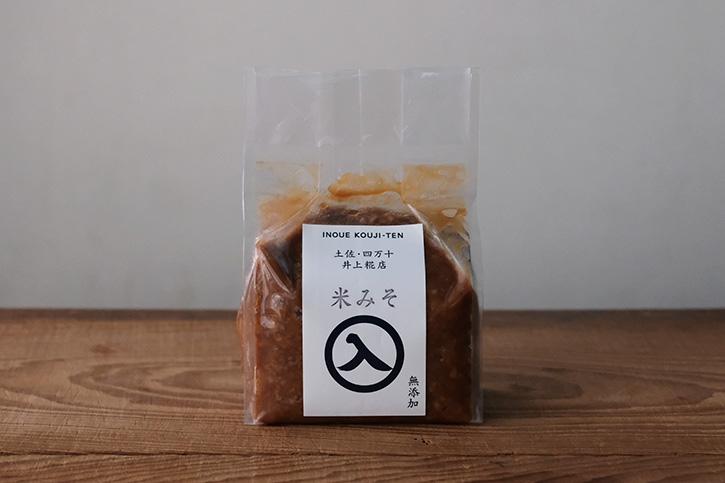 米みそ(井上糀店)
