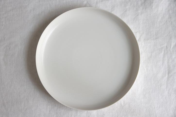 ReIRABO ラウンドプレート 27.5 quiet white(イイホシユミコ)