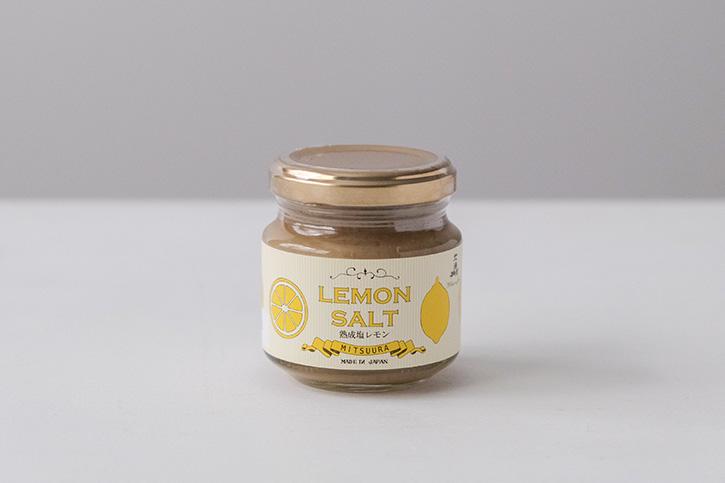 万能調味料、光浦醸造の熟成塩レモン