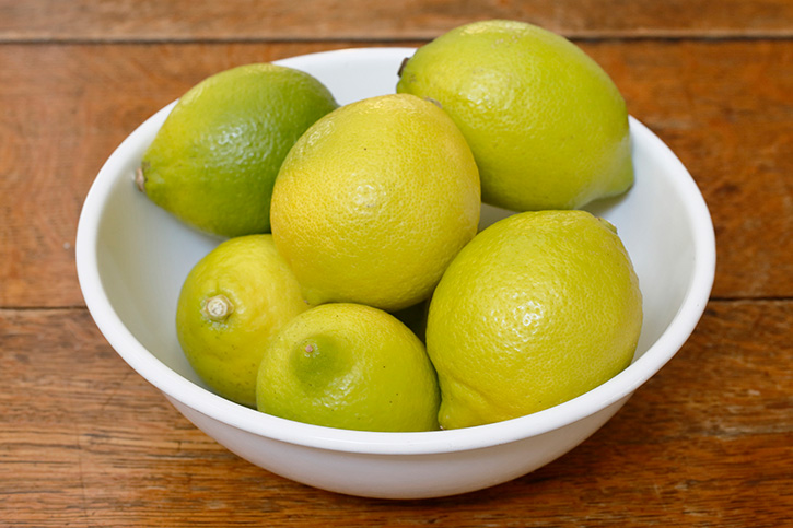 旬の食材「レモン」